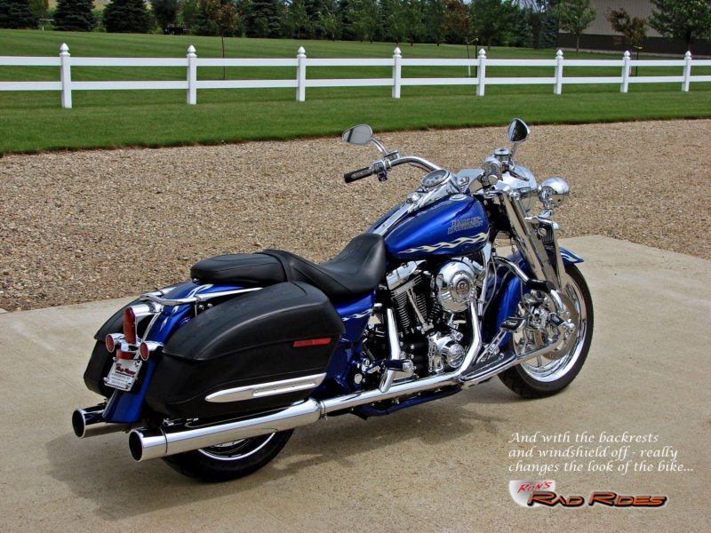 New Harley Davidson Cvo Road King Flhrse Motorcycles For Sale Html Autos Weblog